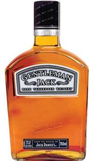 Gentleman Jack Tennessee Whiskey 1.00l